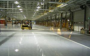 magazzino e movimentazione merci